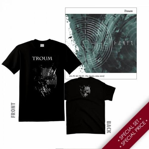 "TROUM - Special Set: ""DA-PU-RI-TO-JO"" CD + T-shirt"