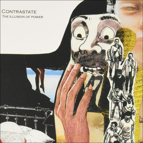 CONTRASTATE - The Illusion of Power CD