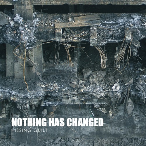 NOTHING HAS CHANGED - Hissing Guilt CD