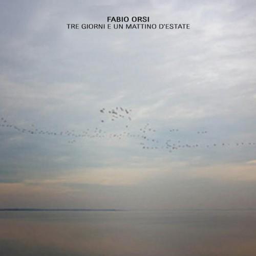 FABIO ORSI - Tre Giorni E Un Mattino D'Estate CD