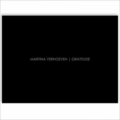 MARTINA VERHOEVEN - Gratitude (BOOK+CD)