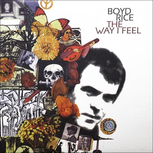 BOYD RICE - The Way I Feel CD